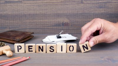 Pension or NPS