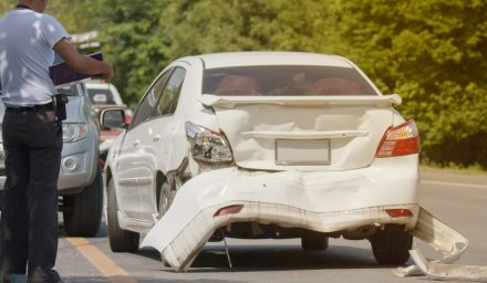 Motor accident compensation