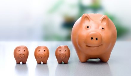 Small savings rates