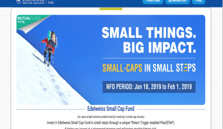 Edelweiss Small Cap Fund