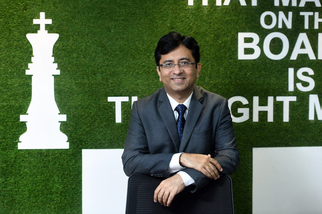 Real estate or financials-linked pain could play out for banks: Thakkar