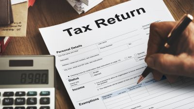 income tax return