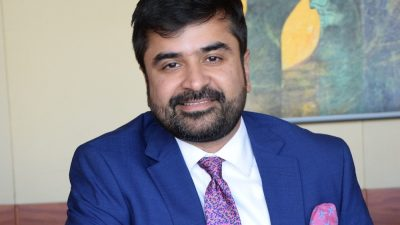 Aashish Somaiyaa, MD and CEO, MOAMC