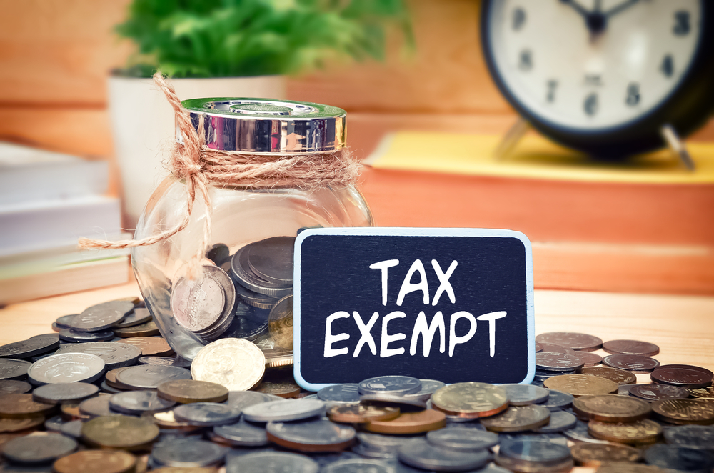 Tax exempt funds