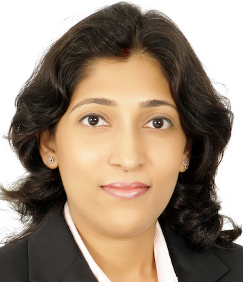 Koel Ghosh, head south asia, s&p dowjones indices