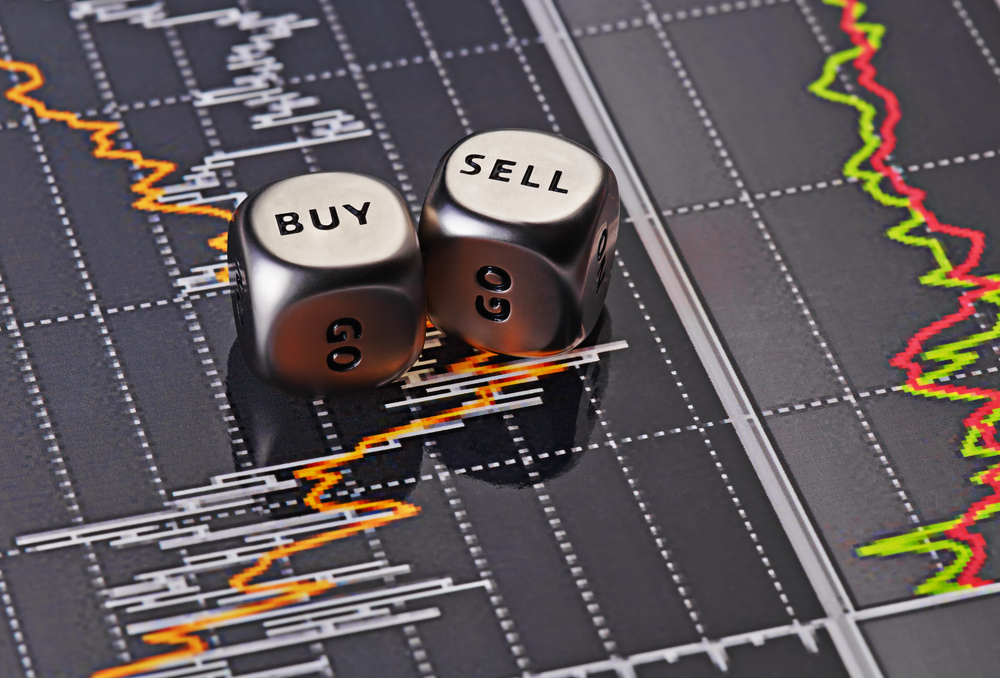 Stocks bought sold October