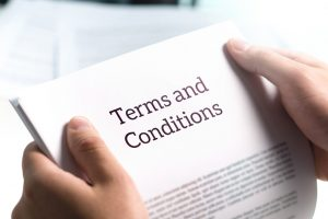 Term insurance T and C