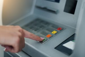 ATM withdrawal cardless